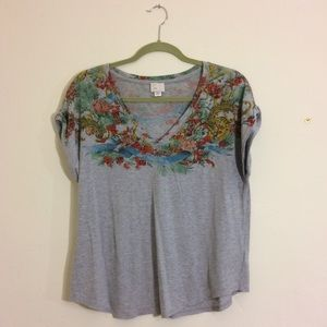 T-shirt from Anthropologie
